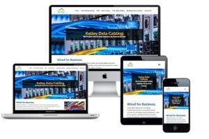 breck website design company