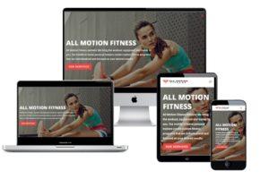 all motion fitness website denver personal company